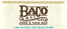 BACO. taco and juice bar - PA