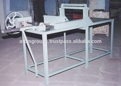 Hand Operated Soap Slab Cutter
