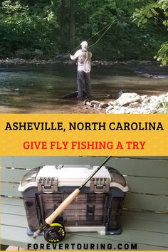 After moving to the Asheville area a few years ago, I decided it was time to give fly fishing a try. Although you can make this sport as complicated as you want, I was surprised to find that it was actually pretty simple to get started, and I have had loads of fun learning more about the art of fly fishing. People Fly, Ocean Cruise, I Decided, Asheville, Fun Learning, Fly Fishing, Touring, North Carolina, North America
