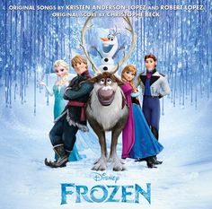 Christmas Giveaway: 3 Copies of Frozen Soundtrack to Be Won