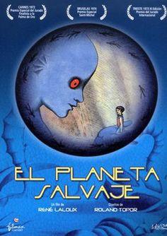 El planeta salvaje (1973) Francia. Dir.: René Laloux - DVD ANIM 145