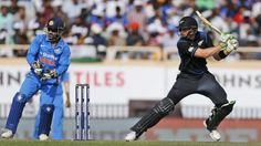 Guptill to miss South Africa T20, ODIs with hamstring strain