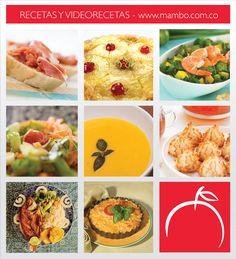 Nuestras recetas Frutas y verduras Mambo www.mambo.com.co Cartagena de Indias - Colombia
