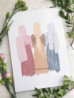 Islamic Decor, Islamic Gifts, Islamic Art, Image Bougie, Watercolor Illustration, Watercolour Painting, Digital Illustration, Islamic Cartoon, Hijab Cartoon