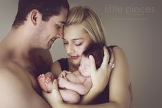 family with newborn