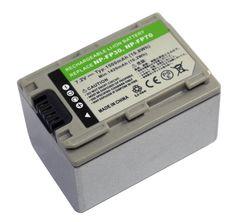 Camcorder Battery for Sony NP-FP30 NP-FP50 HDR-HC3 DCR-30 HDR-HC3E DCR-DVD #PowerSmart