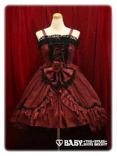 Alice and the Pirates - OP - Lady Lilith OP /// ¥39,900 /// Bust:  84-100 Waist:  61-77 Length:  95