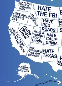 Here are the most popular questions people Google about your state. Sorry, Florida.