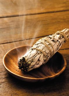 Sage is an herb that is known for its healing and medicinal properties. People have burned sage since ancient times to cleanse and purify objects and homes.