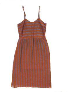 Striped Coco Dress