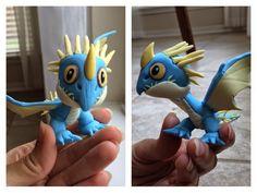 I like to Make Things: How to Train Your Dragon Cake