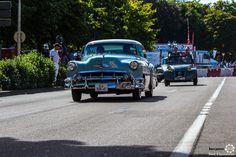 Chevrolet Bel Air aux 48h Automobiles de Troyes #MoteuràSouvenirs Reportage : http://newsdanciennes.com/2016/09/12/les-48h-automobiles-de-troyes-2016-cetaient-quatre-jours-de-bonheur/