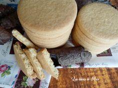 Los dulces de Mica: GALLETAS DE MANTEQUILLA