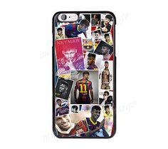 New Barcelona FC Neymar JR 11 Football Print Case Cover for iPhone Samsung iPod