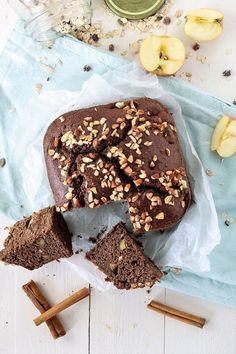 Easy Pie Recipes, Healthy Cake Recipes, Healthy Baking, Healthy Snacks, Gluten Free Baking, Vegan Gluten Free, Gluten Free Recipes, Vegan Pie, Vegetarian Cake