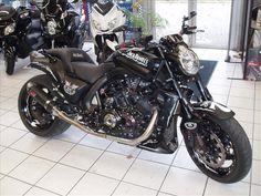 Yamaha VMAX 1700 customisée