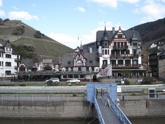 Our favorite hotel ever! Krone in Assmanshausen on the Rhine, Germany