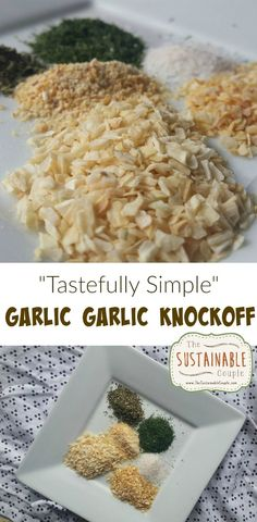All of you food snobs out there might turn your noses at this statement, but I'm gonna say it anyway:   I love Tastefully Simple products!  ...