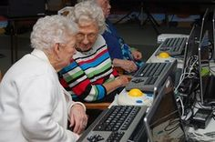 Email, Skype and Facebook: Tools to End Isolation?: We know maintaining a good social life adds to longevity. When older people learn to use the internet, they can interact with a larger world and reconnect with friends even if they never leave home, writes Aylin Zafar in an Atlantic magazine article.