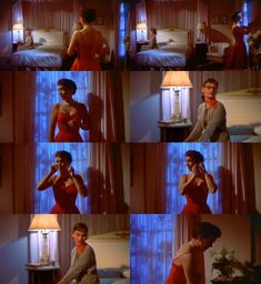 Kay Scott: It's about time you wore something besides that old black velvet. Cary Scott: Is it? Kay Scott: Of course. Personally, I've never subscribed to that old Egyptian custom. At least I think it was Egypt. Cary Scott: What Egyptian custom? Kay Scott: Of walling up the widow alive in the funeral chamber of her dead husband along with his other possessions. The theory being that she was a possession too. She was supposed to journey into death with him. The community saw to it that she…