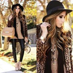 Leopard print♥