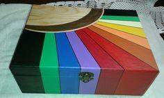 De colors, la capsa de L'Enri.!!!