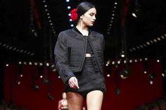 Dolce & Gabbana Ready To Wear Spring Summer 2015 Milan - NOWFASHION