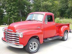 Chevrolet : Pickups 3100 1953