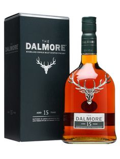 The Dalmore 15 year old is smooth, rich and well rounded; the epitome of The Dalmore house style.  This delicate and approachable vintage is initially matured for 12 years in American white oak ex-bourbon casks. The character of The Dalmore 15 is achieved by then splitting the whisky equally between three different sherry woods; Amoroso, Apostoles and Matusalem oloroso for a further three years. The spirit is finally married together in an upstanding sherry butt, allowing the flavours to…