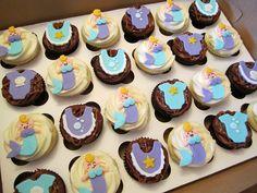 Mermaid Baby Shower Cupcakes by Cutie Cakes WY, via Flickr