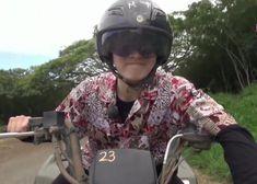 Bts Bon Voyage, Favorite Person, Bicycle Helmet, Riding Helmets, Boyfriend, Cycling Helmet