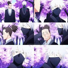 Is this an Iruka and Kakashi's shipping?!