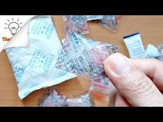 15 Reasons Why You Should Never Throw Away Silica Gel Bags - DIY & Crafts