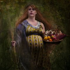 Ceres was the Roman Goddess of agriculture and grain. The word cereal is derived from her name. Goddess of self-nourishment, earth, abundance, She was personified and celebrated by women in secret rituals at the festival of Ambarvalia, held during May.