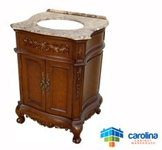Visit Carolina Cabinet Warehouse to buy sophisticated high-quality bathroom vanities online. Browse our wide selection of cheap bathroom vanity cabinets today! Cheap Bathroom Vanities, Bathroom Vanity Cabinets, Bathroom Vanity Lighting, Ready To Assemble Cabinets, Cheap Kitchen Cabinets, Kitchen And Bath, Stuff To Buy, Vanities