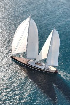 Vertigo-01 Built in 2011 by New Zealands Alloy Yachts. 67.9m, Philippe Briand designed.