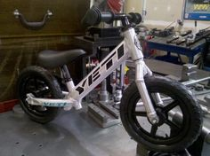 One for the future kids! Yeti Cycles