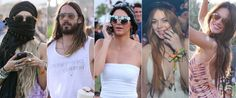 coachella 2014 fotos de famosos