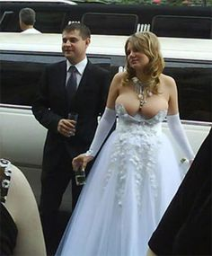Dresses for DD cup Brides! Do's  Don'ts so you aren't the laughing stock of your ceremony!