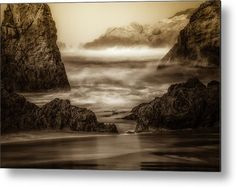 California Metal Print featuring the photograph Great Escape by Marnie Patchett