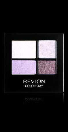 """ColorStay 16 Hour Eye Shadow - Revlon """"Sedution"""", the color I have been wearing for several years."""