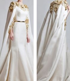 Forces of the Heart Vestido Medieval, Medieval Dress, Cute Dresses, Beautiful Dresses, Dresses With Sleeves, Prom Dresses, Bridal Gowns, Wedding Gowns, Queen Dress