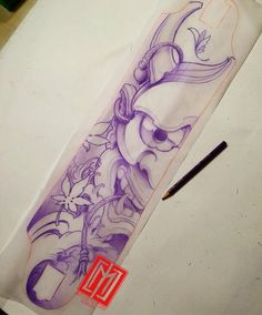 Hannya tattoos