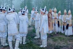 Glimpses Into A Pagan Cleansing Ritual – iGNANT.de