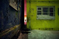 Days of Night - Nights of Day ©Elena Chernyshova