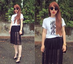The fashion nerd (by Ivy Xu)