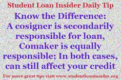 For more daily tips, visit www.studentloans.org, for tips on Enrollment, Taxes, and more!