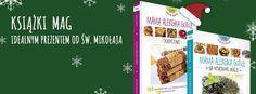 """Z cyklu """"alergik pod choinką"""". Jeżeli nie wiecie co ugotować na Gwiazdkę, to wyjątkowe Święta zapewnią Książki MAG Katarzyny Jankowskiej. http://www.mamaalergikagotuje.pl/t…/gdzie-kupic-ksiazke-mag/ #mamaalergikagotuje #gwiazdka #alergikpodchoinka #astmaoskrzelowa #alergianaroztocza #atopowezapalenieskory"""