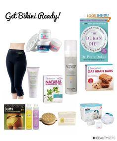 Get Bikini Ready - 5 ways to get ready for Spring!