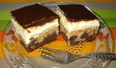 Czech Recipes, New Recipes, Sweet Recipes, Baking Recipes, Ethnic Recipes, Love Cake, Christmas Baking, Nutella, Creme